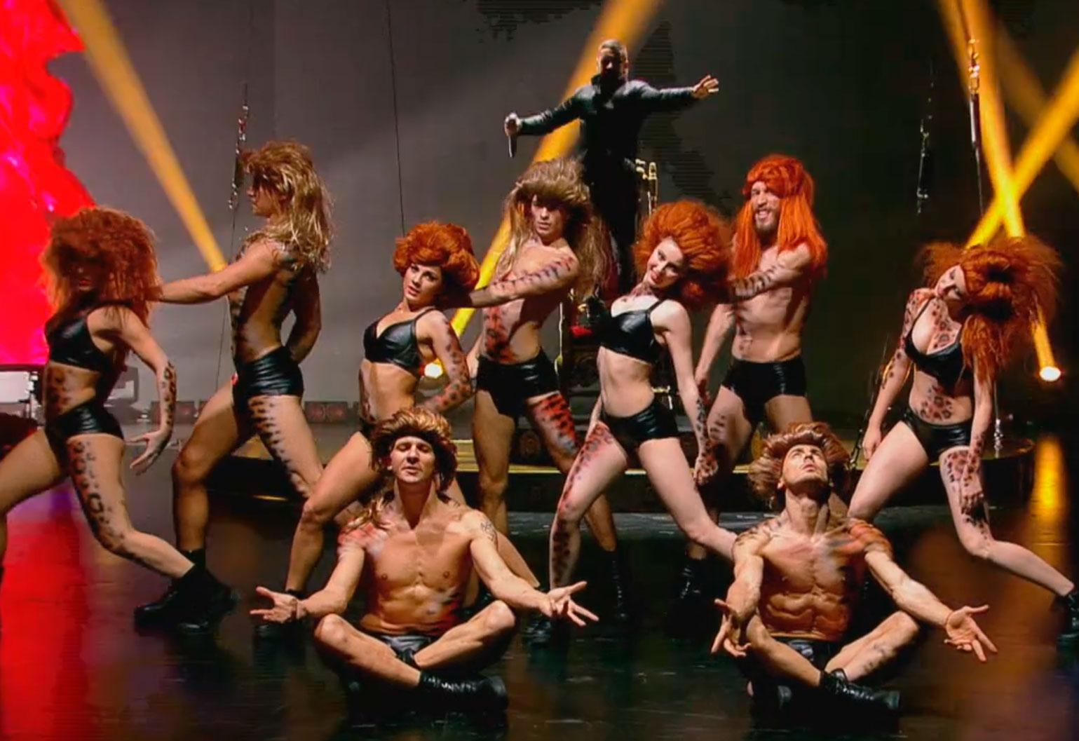 Команда Егора Дружинина в шоу Танцы на ТНТ