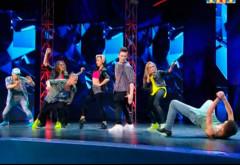 третья группа хореография