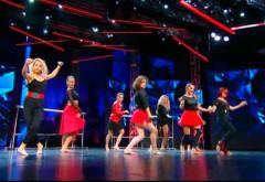 пятая группа хореография