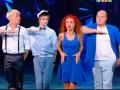 шестая группа хореография