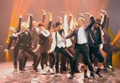 Танец хореографов в 17 выпуске