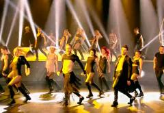 Вступительный танец 20 выпуска шоу Танцы