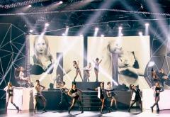 Танец девушек в 20 выпуске шоу Танцы