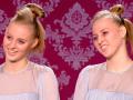 Анастасия и Виктория Михайлец в 20 выпуске шоу Танцы
