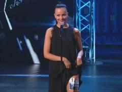 Елизавета Просвирнина - 1 выпуск 2 сезона шоу Танцы на ТНТ