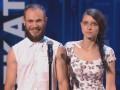Илья Мустафин и Кристина Бакунова - 1 выпуск 2 сезона шоу Танцы на ТНТ