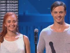 Валерия Турова и Сергей Коржавин - 3 выпуск 2 сезона шоу Танцы на ТНТ
