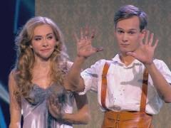Ульяна Пылаева и Тимофей Пименов