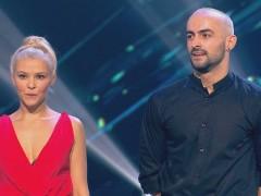 Полина Бокова и Юрий Рыбак