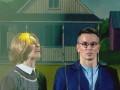 Анастасия Вядро и Михаил Шабанов