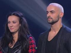 Анастасия Чередникова и Юрий Рыбак