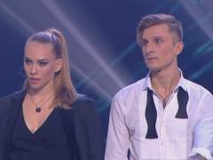 Максим Нестерович и Ульяна Пылаева