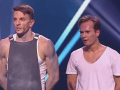 Михаил Шабанов и Тимофей Пименов
