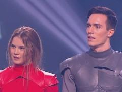 Юля Николаева и Ваня Можайкин