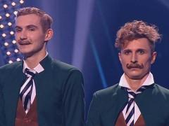 Никита Орлов и Макс Нестерович
