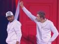 Никита Орлов и Мигель