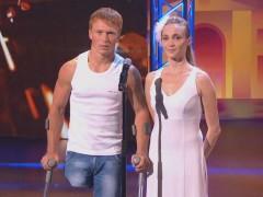 Евгений Смирнов и Дарья Смирнова - 5 выпуск 2 сезона шоу Танцы на ТНТ
