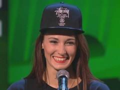 Анастасия Чередникова - 6 выпуск 2 сезона шоу Танцы на ТНТ
