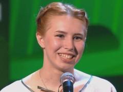 Анна Рогозина - 6 выпуск 2 сезона шоу Танцы на ТНТ