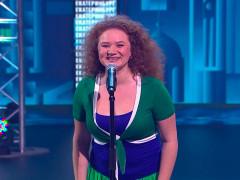 Марина Барсукова в 1 выпуске 3 сезона шоу Танцы на ТНТ