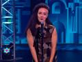 Анна Мартынова в 1 выпуске 3 сезона шоу Танцы на ТНТ
