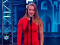 Алина Сайфутдинова в 1 выпуске 3 сезона шоу Танцы на ТНТ