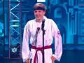 Николай Клундук в 3 сезоне шоу Танцы на ТНТ