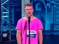 Максим Павлов в 1 выпуске 3 сезона шоу Танцы на ТНТ