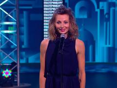 Оля Бараняй в 1 выпуске 3 сезона шоу Танцы на ТНТ