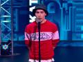 Влад Фарра в 1 выпуске 3 сезона шоу Танцы на ТНТ