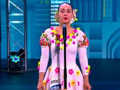 Меженец Моника во 2 выпуске 3 сезона шоу Танцы на ТНТ