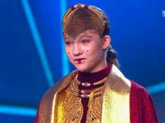 Киселева в 22 выпуске 3 сезона шоу Танцы на ТНТ